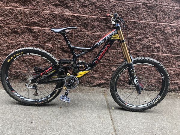 71aaaef0109 2014 Specialized Demo 8 S-Works TLD Carbon for Sale in Vancouver, WA ...