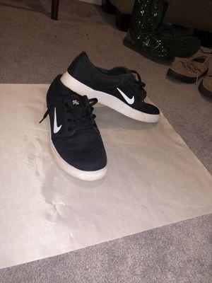 Nike SB shoes Black (sz.12) for Sale in Laurel, MD