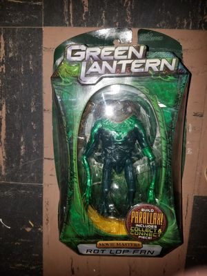 DC Comics ROT LOP FAN green Lantern action figure toy collectable for Sale in MIDDLEBRG HTS, OH