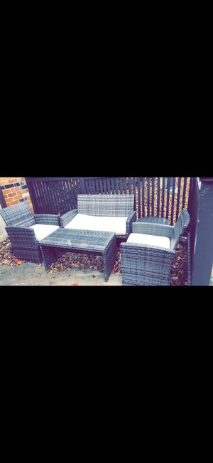 Patio furniture set for Sale in Fairfax, VA