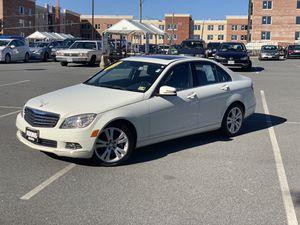 2010 Mercedes Benz C-Class AWD for Sale in Falls Church, VA