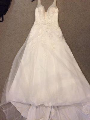 New And Used Wedding Dress For Sale In Wilmington Nc Offerup
