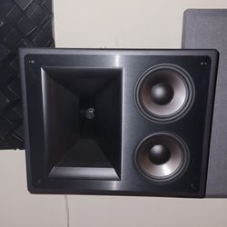 2 Klipsch Kl-525 THX Thumbnail