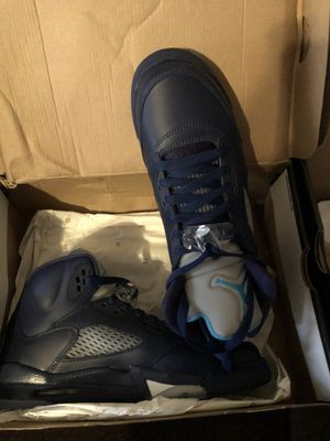 Photo New Jordan 5 size 7