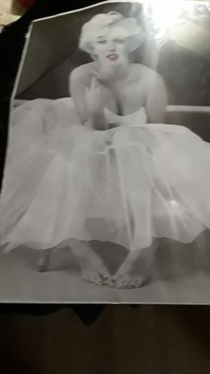 Marilyn Monroe poster for Sale in Fort Washington, MD