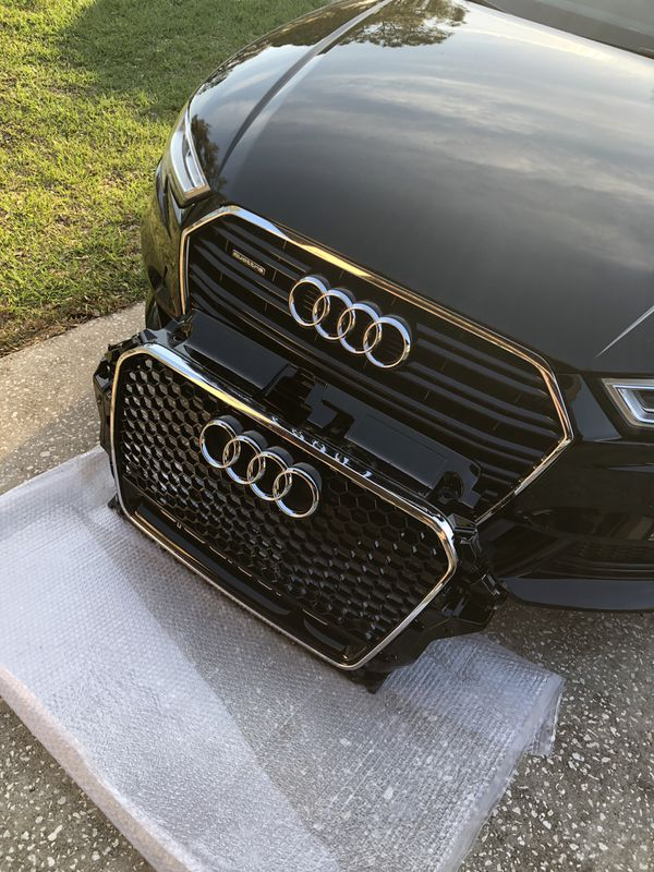 Audi A3 Honeycomb Grill 2014 - Car Audi