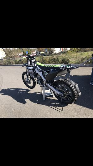 Kawasaki KX250f 2015 for Sale in Seattle, WA