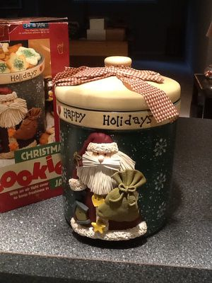 Christmas Cookie Jar for Sale in Reston, VA