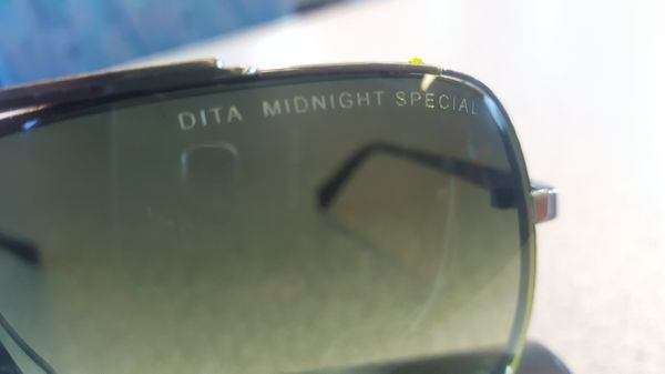 cd122535524 Dita Midnight Special DRX 2010-A Sunglasses for Sale in Fullerton ...