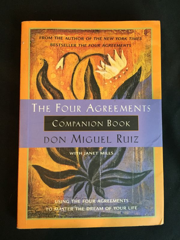 The Four Agreements Companion Book For Sale In Long Beach Ca Offerup