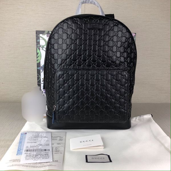 cf9a1388ca8 Gucci signature backpack tiger READ DESCRIPTION for Sale in Los ...