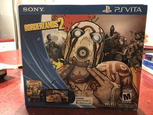 Psvita borderlands 2 edition with 6 games for Sale in Miami, FL