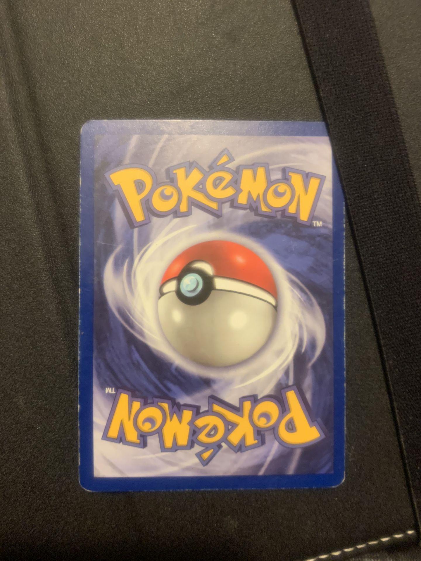 Mew/Mewtwo Promo Pokémon Cards