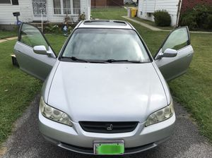 99 HONDA ACCORD EX (stick) for Sale in Lansdowne, MD