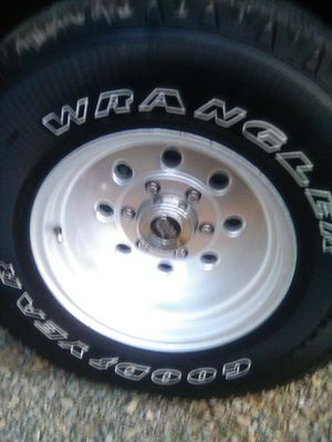 Photo 15/10 American racing rims FOR TRADE