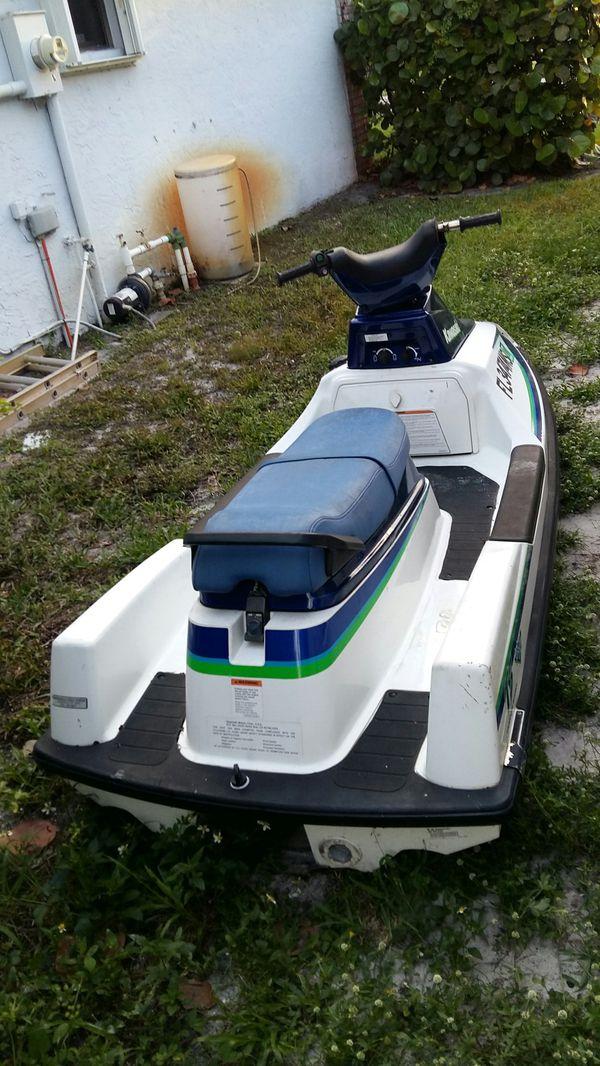 Jet Ski Kawasaki 650 Ts For Sale In Boca Raton Fl Offerup