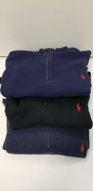 Lot of 3 Polo Ralph Lauren Sweaters Size M for Sale in Arlington, VA