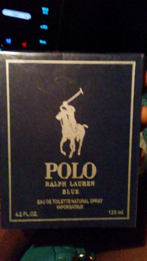 Polo blue cologne for Sale in Columbus, OH