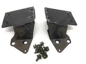 G35 Nissan/Infiniti - Front Reinforcement Bar/Rebar Mounting Brackets OEM (Parts/Part Out - from 2006 Infiniti G35 Coupe for Sale in Pearland, TX