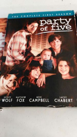 Party of five season 1 for Sale in Cleveland, OH