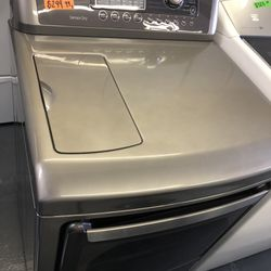 LG Gas Dryer With Steam Thumbnail
