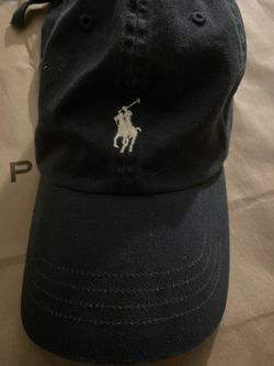 Black polo hat Thumbnail