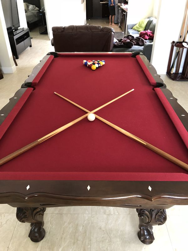 Pool Table Connelly Billiards Table Furniture In Coral Gables FL - Connelly billiard table