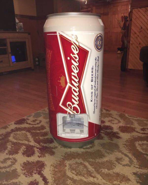 Budweiser Mini Fridge Can Dispenser For Sale In Portland