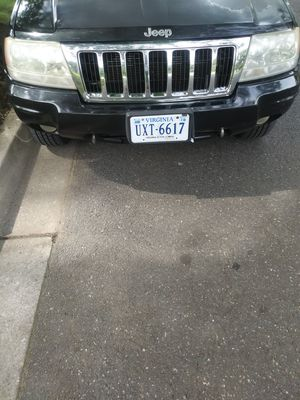 2004 jeep grand Cherokee 4.7 V8 for Sale in Fort Washington, MD