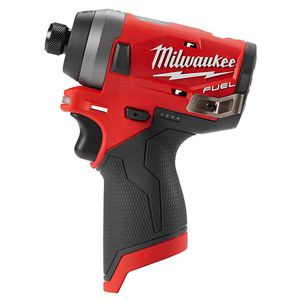 Milwaukee M12 FUEL Gen II Brushless Hex Impact (2553-20) w/ 2.0Ah battery and Charger for Sale in Fairfax, VA