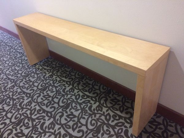 Ikea Malm Occasional Table Birch Veneer For Sale In Portland Or Offerup