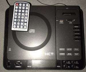 Portable Multil-CD Player for Sale in Fairburn, GA