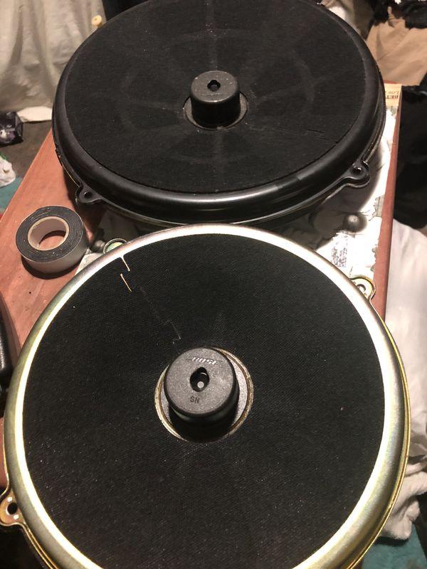 Bose Car Speakers >> Bose Car Speakers New For Sale In San Antonio Tx Offerup