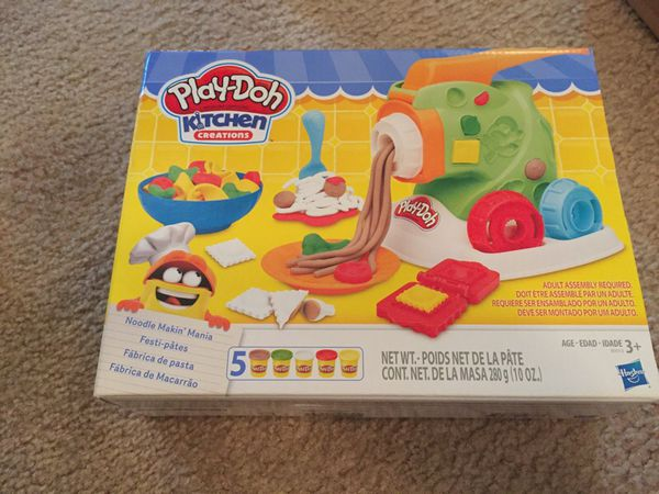 6ca20f3ddb Play-doh kitchen (pasta making) for Sale in Olympia