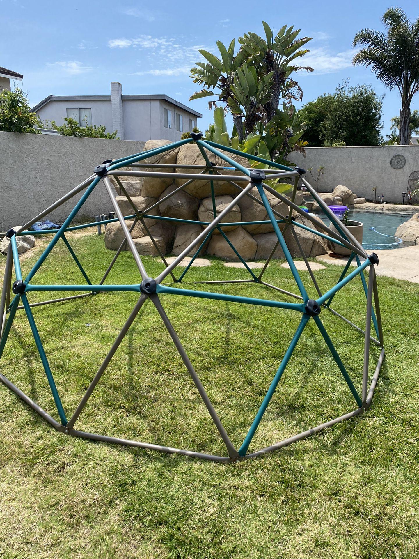 Backyard Climber
