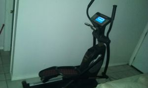 Elliptical work out machine bike for Sale in Pasadena, TX
