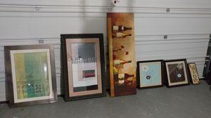 Art frames. for Sale in Austin, TX