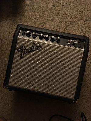 Fender guitar 15G Amp for Sale in Falls Church, VA