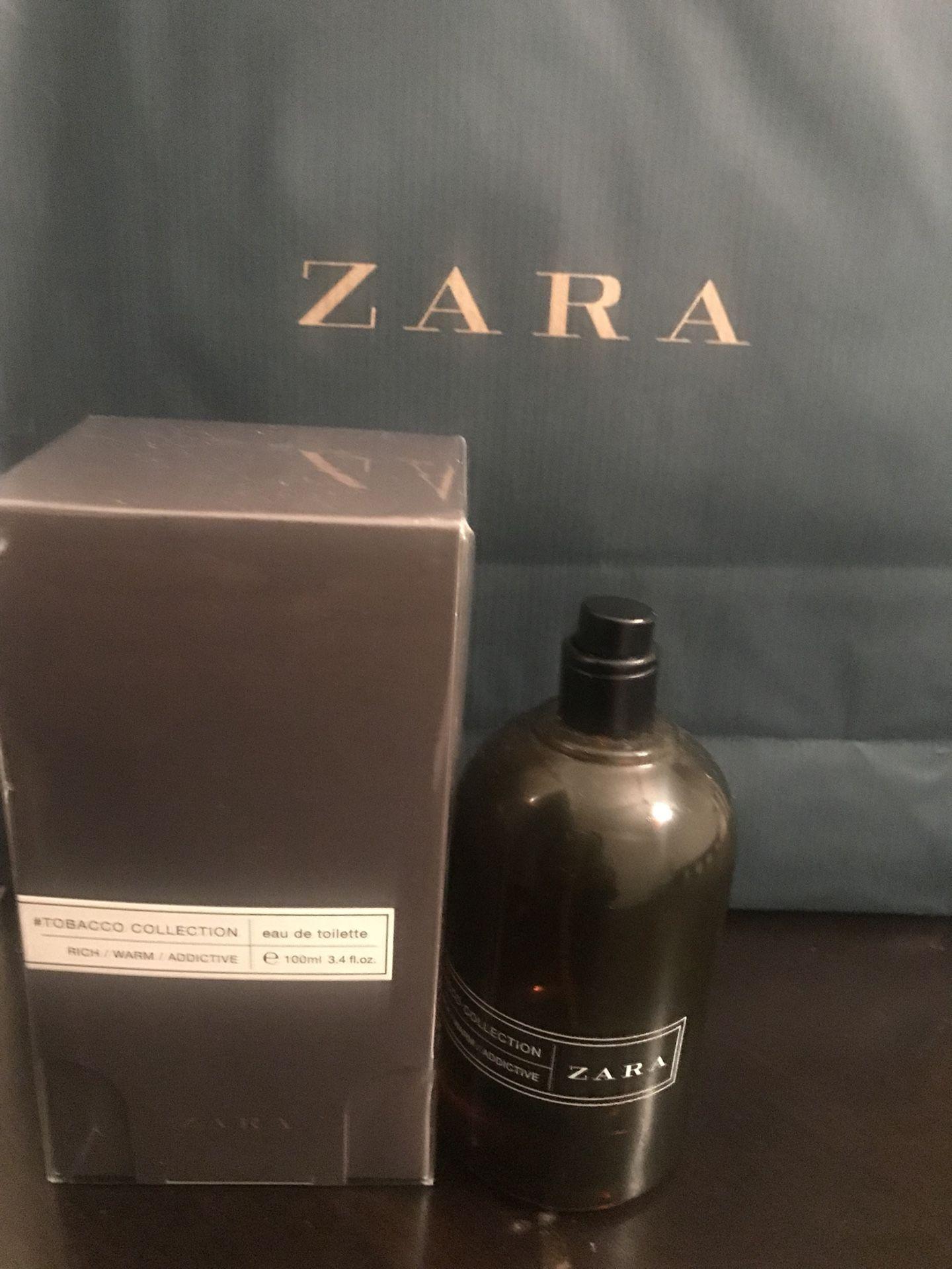 New Zara Cologne Rare Tobacco Collection Rich/Warm/Addictive