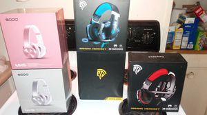 Bluetooth and gaming headsets for Sale in Orlando, FL
