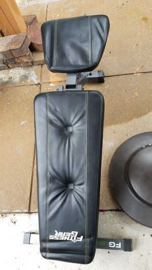 Weight bench for Sale in Sterling, VA