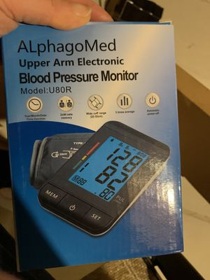 Blood pressure Monitor for Sale in Egg Harbor City, NJ