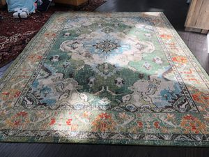 Persian Style Rug (9' by 13') for Sale in Haymarket, VA