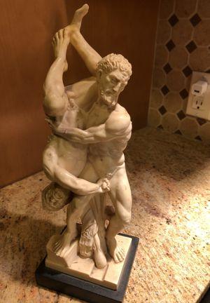 Vintage Italian Resin Sculpture for Sale in Santa Monica, CA