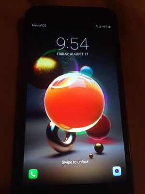 Cell phone LG grey for Sale in Wenatchee, WA