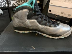 Photo Retro 10 Jordan's Lady Liberty size 13 9.5/10