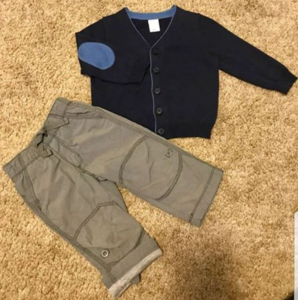 4a1980436 Baby boy set 12-18m. Pant and Jacket. Excellent Condition. for Sale ...