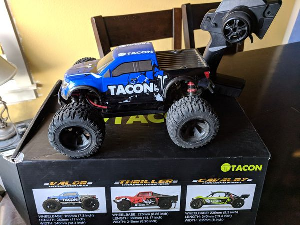 Tacon 1 14th Monster Truck For Sale In Poway Ca Offerup
