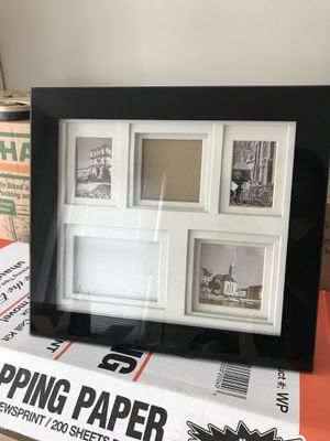 Black picture frame for Sale in San Francisco, CA