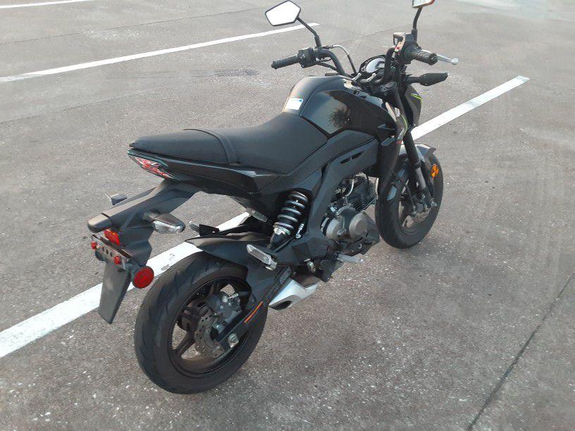 2018 Kawasaki Z125